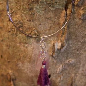 Jewelry - Purple Quartz Bracelet